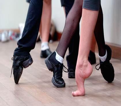 pies danza