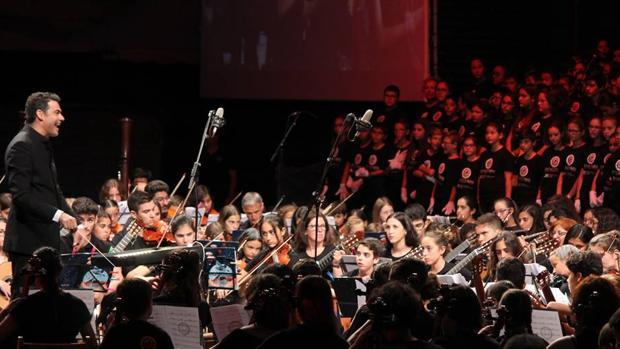 ABC Sevilla: Conservatorios y escuelas sevillanas se unen por el Proyecto Luna