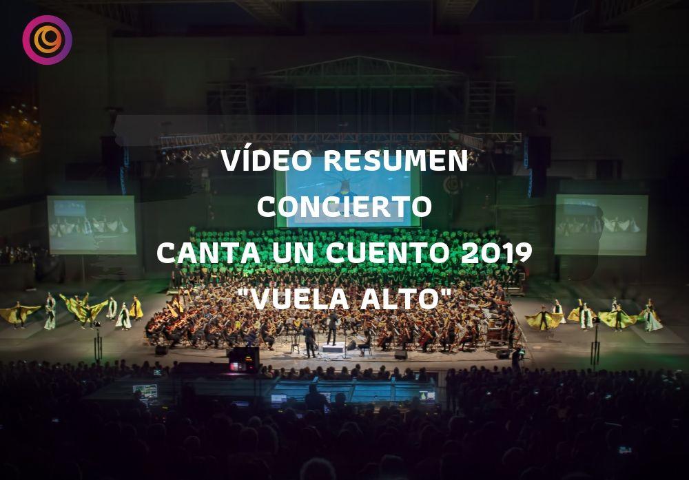 Nuevo video-resumen Canta un cuento 2019