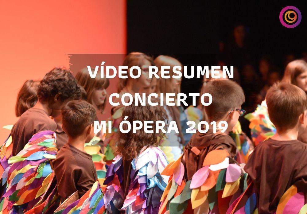 Nuevo vídeo-resumen Mi Ópera 2019